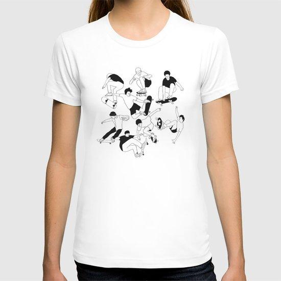 Sidewalk Surfing T-shirt