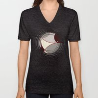Textures/Abstract 100 Unisex V-Neck