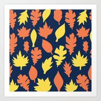 Autumn  Art Print