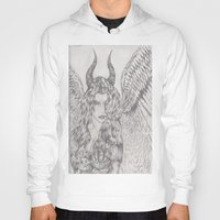 Angel Or Demon Hoody