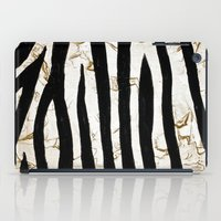 Tyger Stripes iPad Case