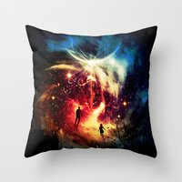 Surface To Air Throw Pillow