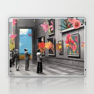 Laptop & iPad Skin featuring Natural History Museum by Eugenia Loli