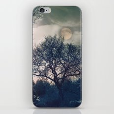 Moon of the Wolf iPhone & iPod Skin