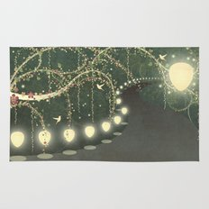 Guiding Lights Rug