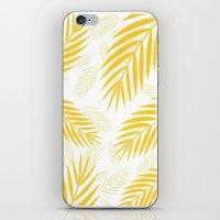 gold paradise iPhone & iPod Skin