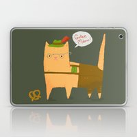 Oktoberfest Kitty Laptop & iPad Skin