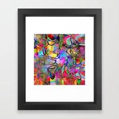 still busy Framed Art Print