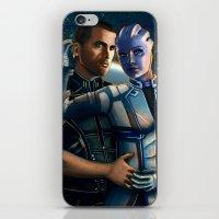 Mass Effect - Always Her… iPhone & iPod Skin