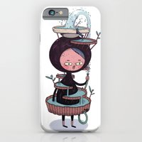 iPhone Cases featuring Bath Suit by Kensausage