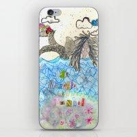 The Mermaid Of Zennor iPhone & iPod Skin