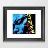 Empirical 'Out 'n' In' A… Framed Art Print