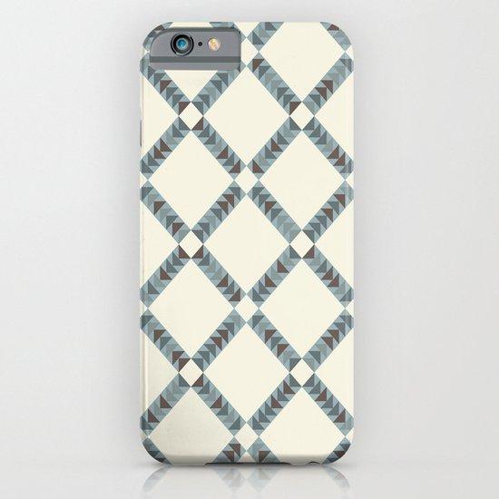 Navajo Winter Pattern iPhone & iPod Case