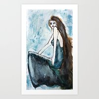 See Me, All Of Me 02 Art Print