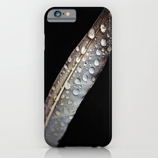 Feather dew iPhone & iPod Case