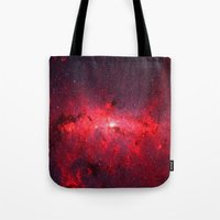 Unidentified Nebula Tote Bag