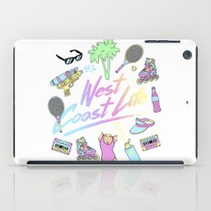 West Coast Life #2 iPad Case
