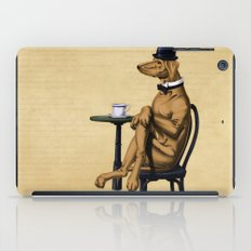 Dog Day Afternoon iPad Case