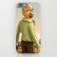 Breaking Bad: Walter's Adversaries  iPhone 6 Slim Case