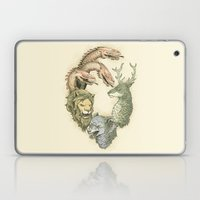 Fight For The Throne Laptop & iPad Skin