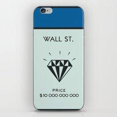 Occupy Wall Street? iPhone & iPod Skin