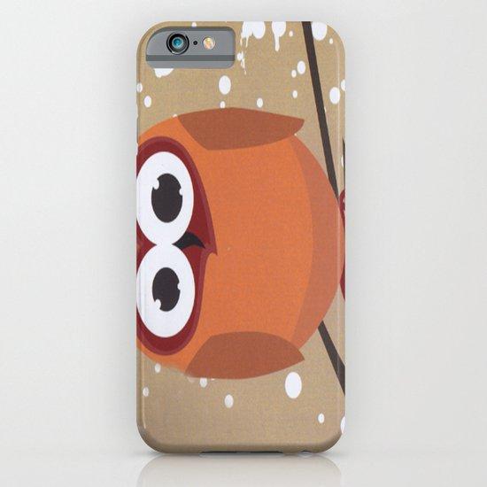Big Owl iPhone & iPod Case