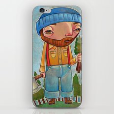Shantyboy iPhone & iPod Skin
