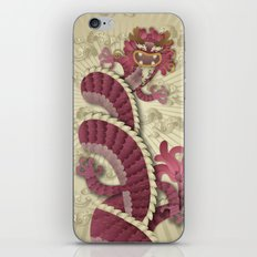dragon delight iPhone & iPod Skin