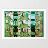 Amsterdam 17 Art Print