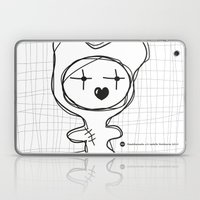 The Bear Is Waiting For … Laptop & iPad Skin