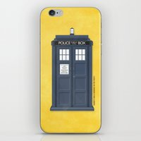 9th Doctor - DOCTOR WHO iPhone & iPod Skin