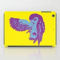 Saw-Whet Owl iPad Case