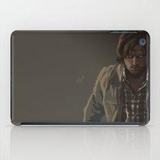 Ezekiel. Sam Winchester iPad Case
