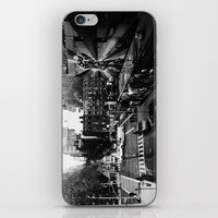 25th St. iPhone & iPod Skin