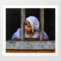 I Want My Freedom (Paint… Art Print