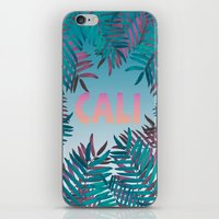 CALI VIBES iPhone & iPod Skin