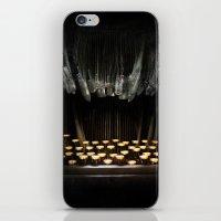 The Teethwriter iPhone & iPod Skin
