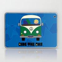 Ride the Bus - Boy Laptop & iPad Skin