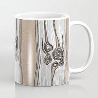 Wood Bones Mug