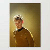 I can do that - Star Trek Canvas Print