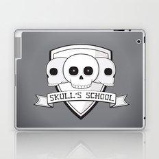 Skull's School Laptop & iPad Skin