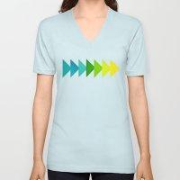 Arrows I Unisex V-Neck
