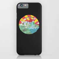 Life is All Right (Color) iPhone 6 Slim Case