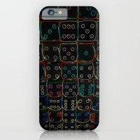 Diced 3D iPhone 6 Slim Case
