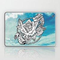 Rose Burst Laptop & iPad Skin