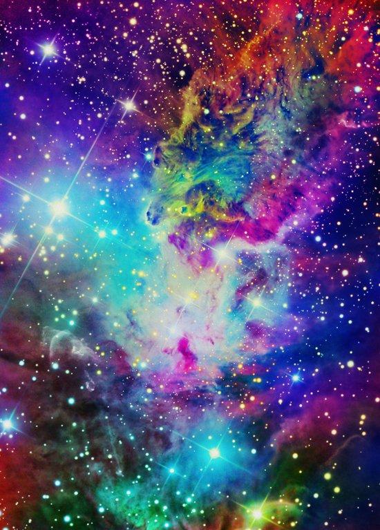 Fox Nebula Canvas Print