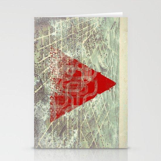 Rusty Future Stationery Card