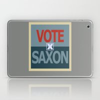 Vote Saxon Laptop & iPad Skin