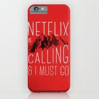 Netflix Is Calling iPhone 6 Slim Case