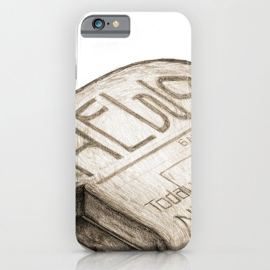 Info Toaster iPhone & iPod Case